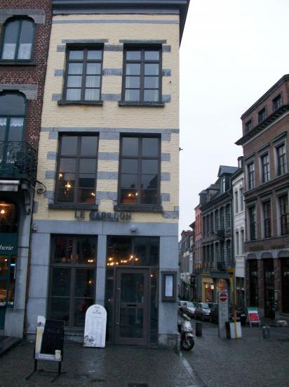 Le bâtiment classé